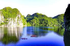Vẻ đẹp của Vườn quốc gia Cát Bà