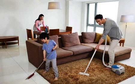 Thường xuyên dọn dẹp nhà của để không cho rết làm tổ