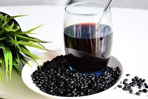 Uống nước đậu đen không rang có tốt không?
